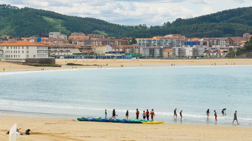 Playa de Plentzia